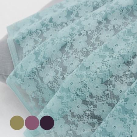 显著 -  ratsel氨纶网眼织物)花星光(4种)