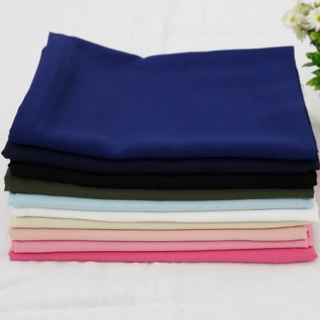 显著 - 人造纤维丝织物)粉彩(10种)