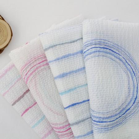 如果波纹织物)夏令瑞林球(4种)