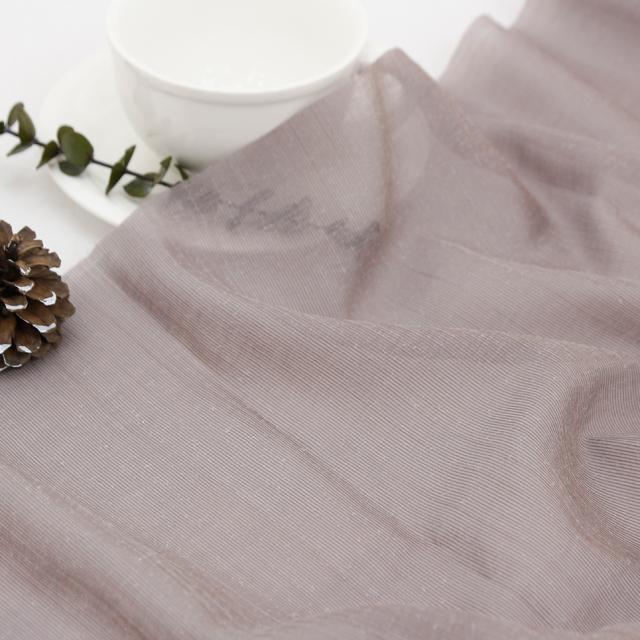 显著 - 天丝织物)米色灰色