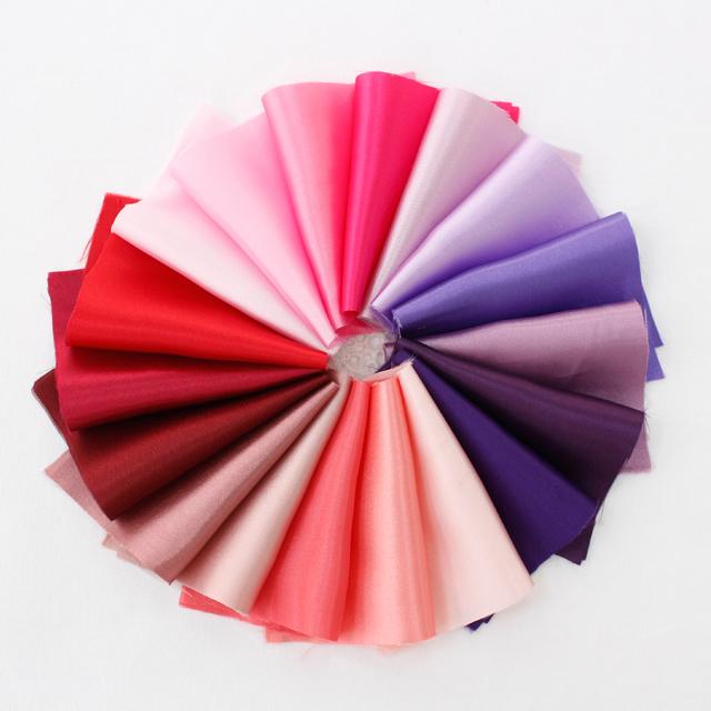 蚕丝)沙龙蚕丝 - 粉红色(18种)