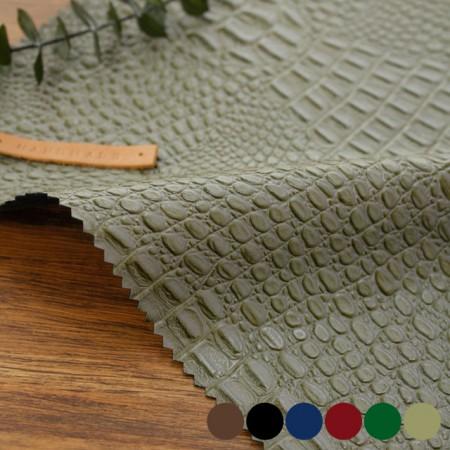 急剧 - 进口人造革布),鳄鱼(6种)[TS-20035]