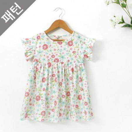 图案 - 儿童)儿童连衣裙[P897]