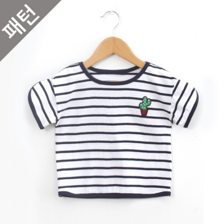 图案 - 儿童)儿童Ť恤衫[P889]