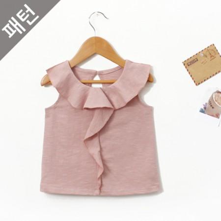 图案 - 儿童)儿童Ť恤衫[P894]