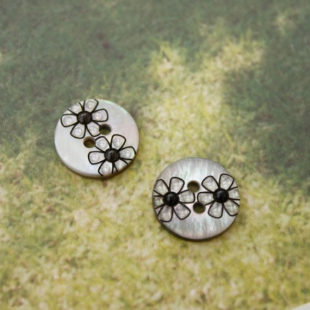 [2个]这里个按钮)13毫米现代花键