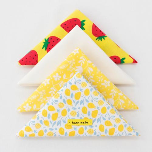 织物包装它是包装044黄色浆果1/4大麻4包装