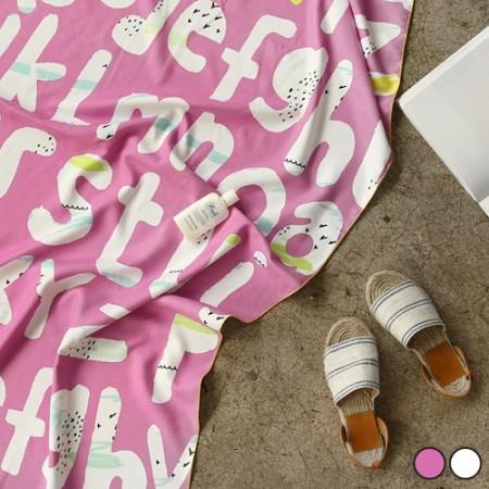 第二密度超细纤维运动巾纸)水彩创作(2种)