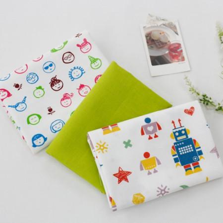 20个可被机织织物)婴儿机器人(3)