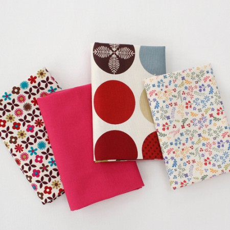 水平表面20 jikcheon织物)点花(4种)