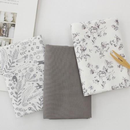 20可被机织织物)的灰色游(3)