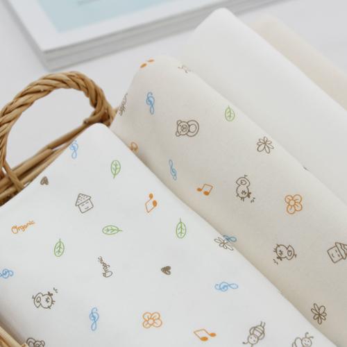 -40可以显著双面有机织物)heonibi(4种)