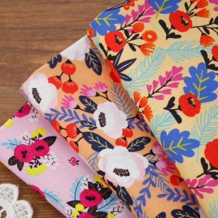 最好DTP20被机织织物)鲜艳花(3)