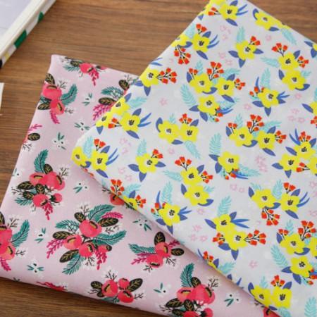 最好DTP20是织造织物)sangkom花(2种)