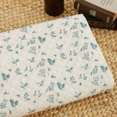 20可被绗缝的织物)绿化