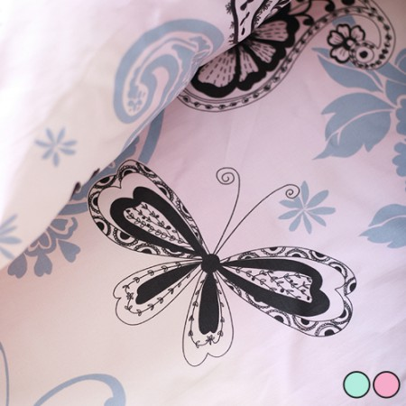 牛津)蝴蝶图案(2种)