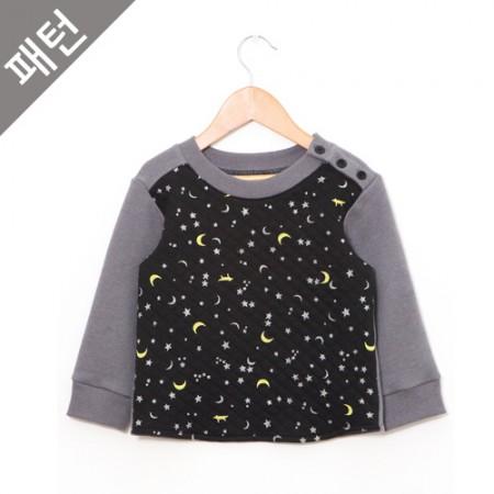 图案 - 儿童)笔恤衫[P852]