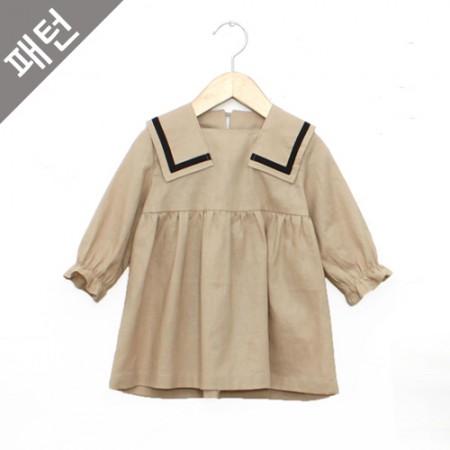 图案 - 儿童)连衣裙_短袖可以制备[P874]