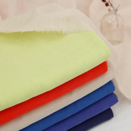 显著 - 双层纱布织物)秋季香料(7种)