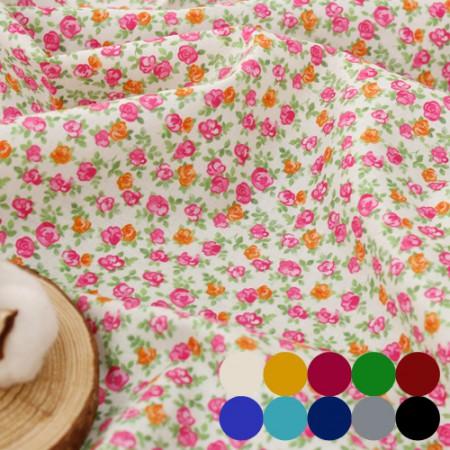 最好DTP20是织造织物)娇小玫瑰(10种)