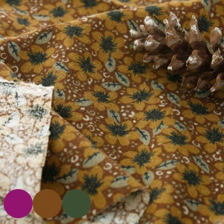 显著 - 拉绒棉织物)秋季旅游(三级)