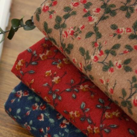 显著 - 拉绒棉织物)野花风(三级)