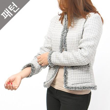 图案 - 女)女装外套[P482]