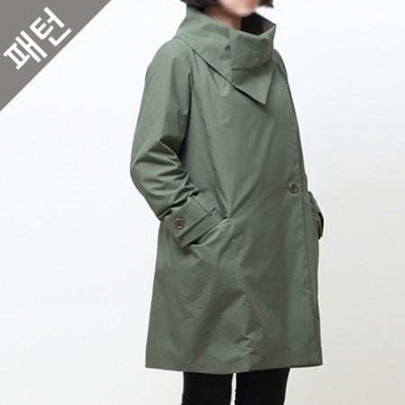 图案 - 女)女装外套[P528]