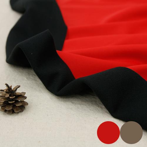 显著基于门司纺布)红色米色(2种)