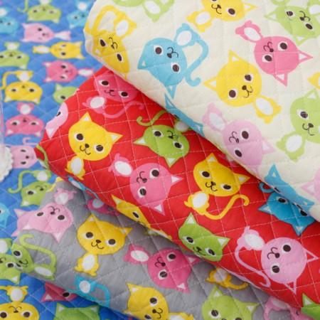 棉混纺nubimji)色的猫(4种)