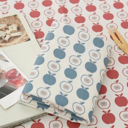 20个可被机织织物)苹果苏打(2种)