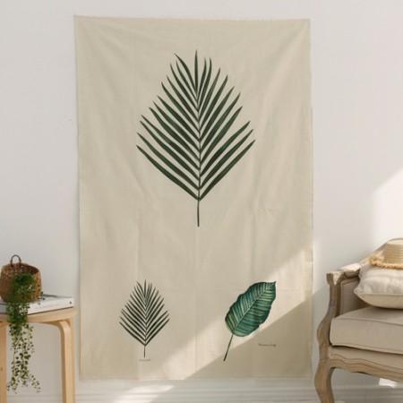 亚麻不切断)植物 - 槟榔树