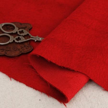 显著 - 羊毛混纺织物),羊驼毛(红色)