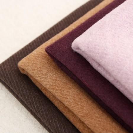 显著绒织物)紫褐色(4种)