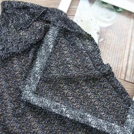 针织衫)金属人造丝(3)