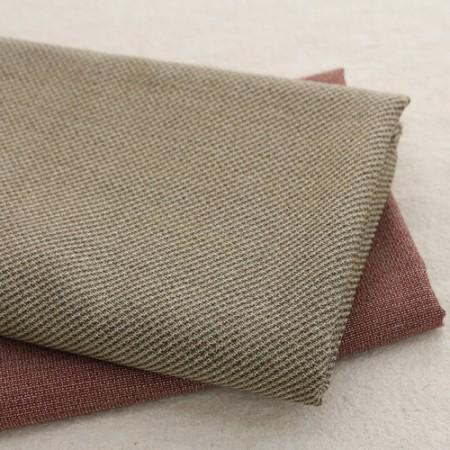 显著 - 羊毛混纺织物)杯检查(2种)
