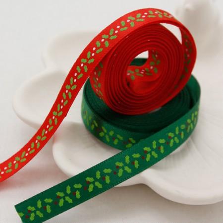 [3麻]的缎带)克里斯麻chyuri10毫米(2种)