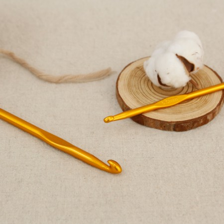 织针铝丝钩针(2种)