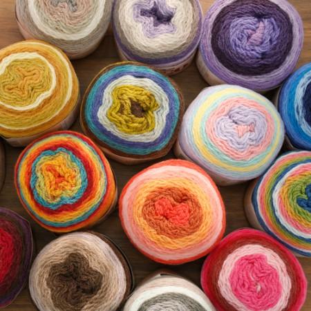 针织纱纱线(12种)