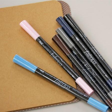 布料染布布笔布料鼻布布料笔(6种)
