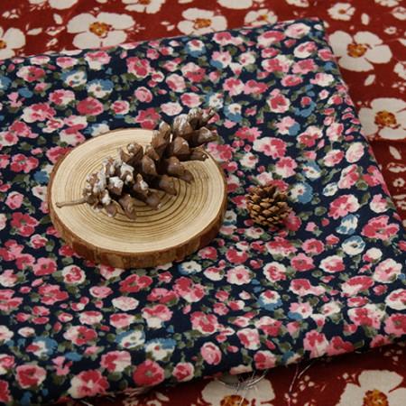 显著 - 拉绒棉织物)的雪花(2种)