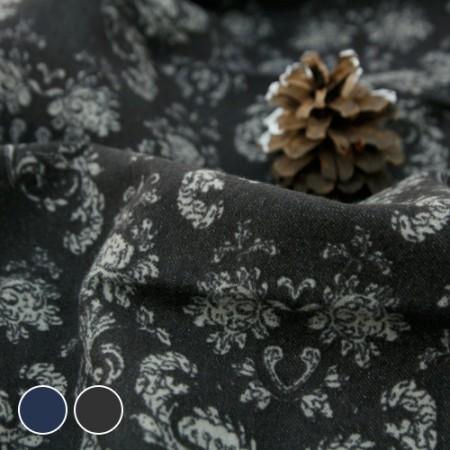 显著 - 拉绒棉织物)古玩(2种)