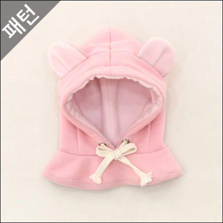 图案 - 儿童)婴儿取暖遮光罩[P848]