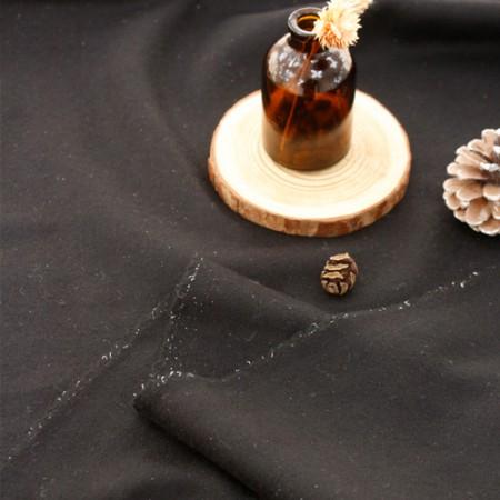 显著 - 羊毛混纺羊毛)黑色的礼物