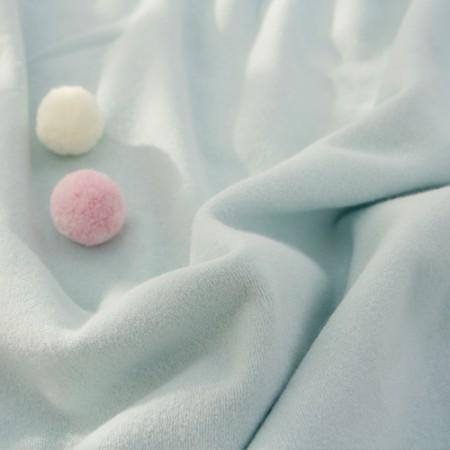 显著 - 毛巾)棉花糖蓝