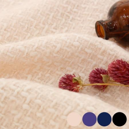 显著 - 羊毛混纺)香奈儿(4种)