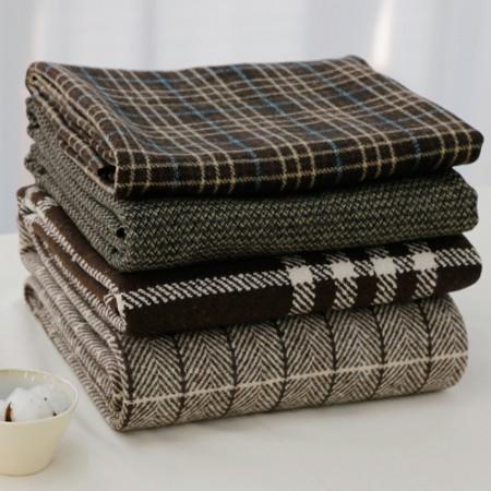 显著-毛混纺)羊毛棕色(4种)