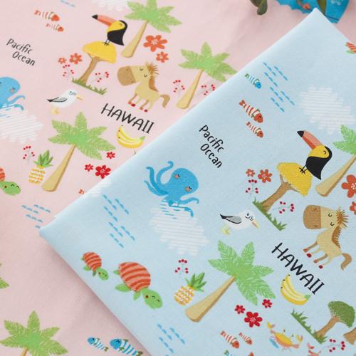 20可以是平纹)夏威夷朋友(2种)
