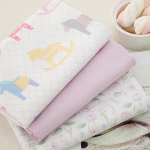 水平表面20 jikcheon织物)的Bonjour马(3)