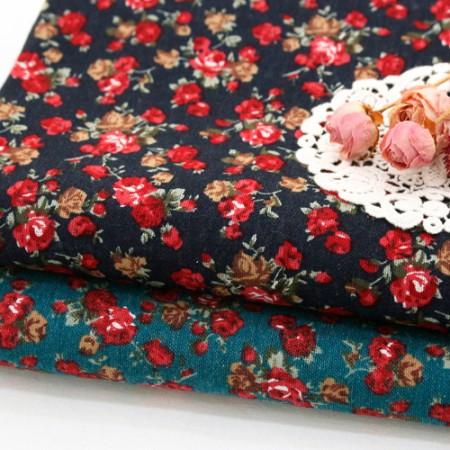 显著 - 亚麻)佩蒂特玫瑰花(2种)